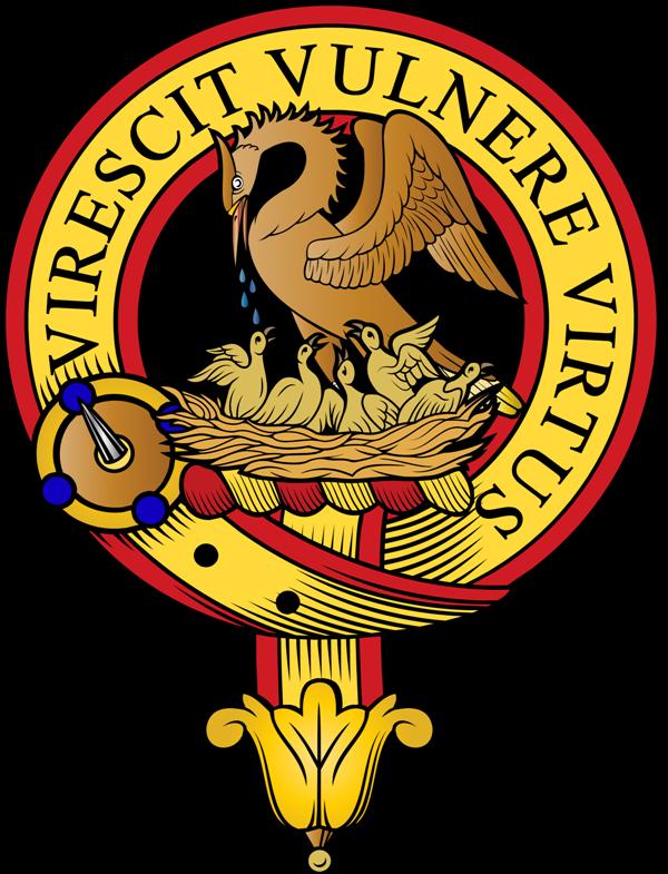 Clan Stewart Badge